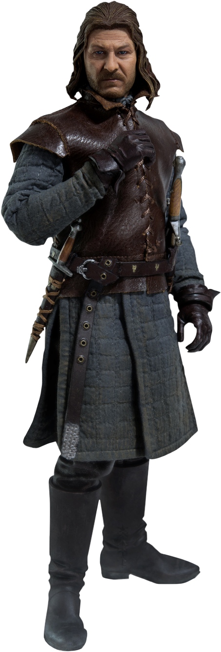 Threezero Eddard Stark  Sixth Scale Figure