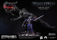 Gallery Image of Grimlock Optimus Prime Version Statue
