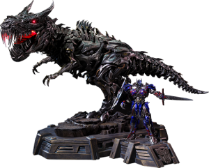 Grimlock Optimus Prime Version Statue