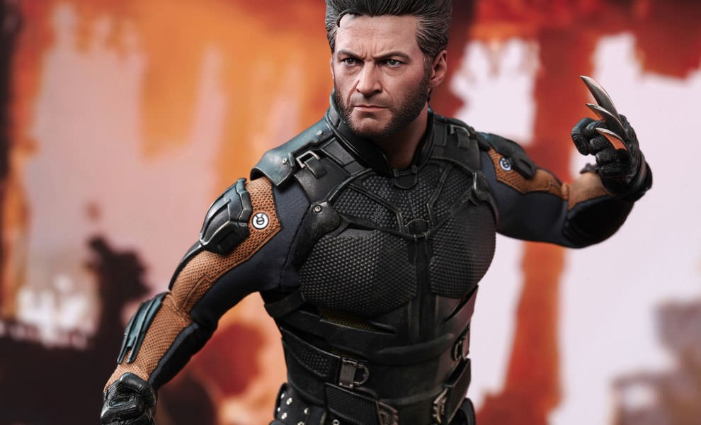 Gallery Feature Image of Wolverine Sixth Scale Figure - Click to open image gallery