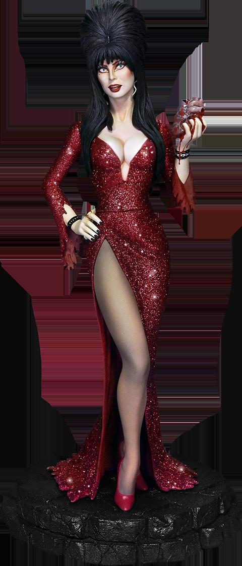 Tweeterhead Elvira Your Heart Belongs to Me Maquette