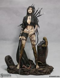 Gallery Image of Medusas Gaze Statue
