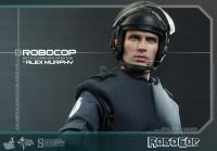 Gallery Image of Robocop Battle Damaged Version & Alex Murphy Sixth Scale Figure