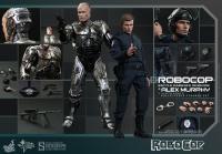 Gallery Image of Robocop Battle Damaged Version & Alex Murphy Sixth Scale Figure