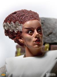 Gallery Image of Bride of Frankenstein Statue