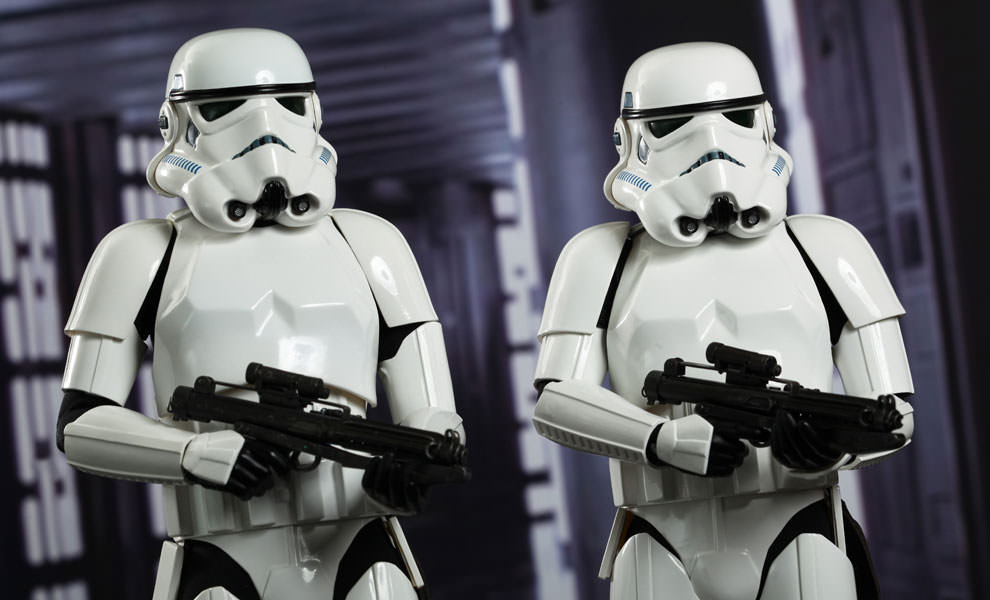 Gallery Feature Image of Stormtroopers Sixth Scale Figure - Click to open image gallery