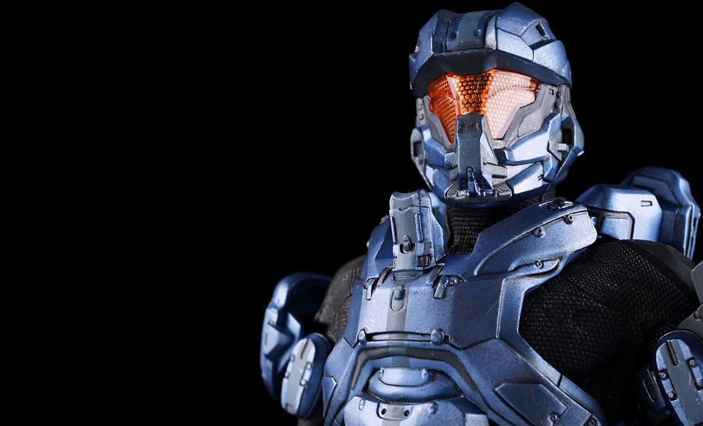 Gallery Feature Image of HALO - UNSC Spartan Gabriel Thorne Sixth Scale Figure - Click to open image gallery