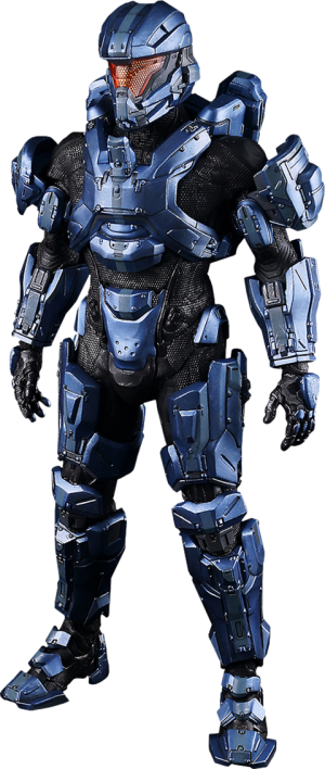 HALO - UNSC Spartan Gabriel Thorne Sixth Scale Figure