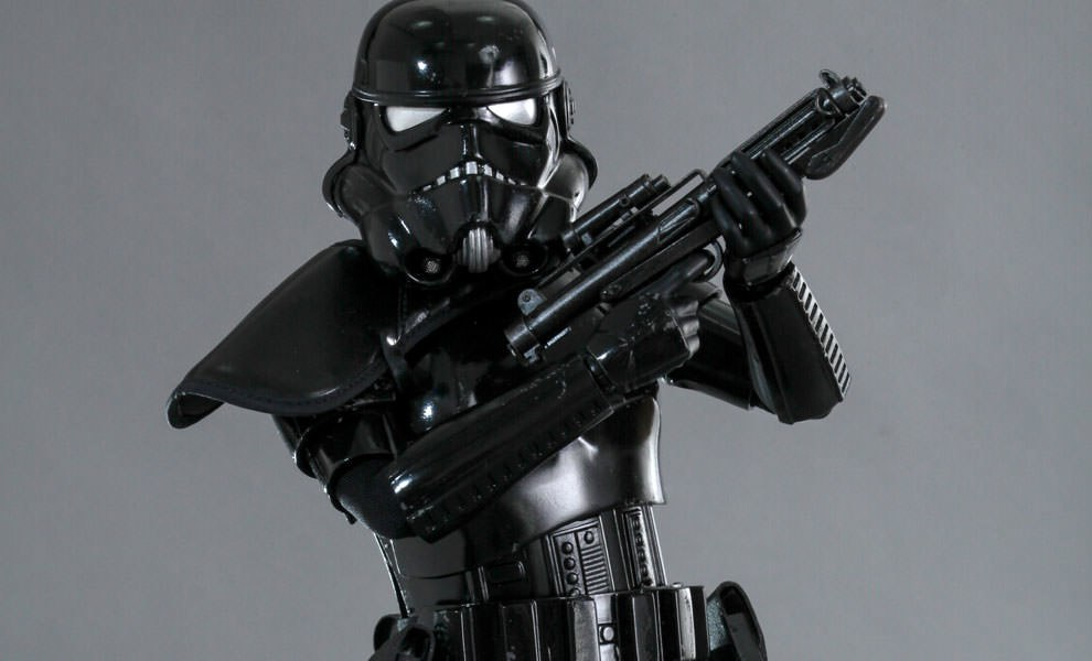 Gallery Feature Image of Shadow Trooper Sixth Scale Figure - Click to open image gallery