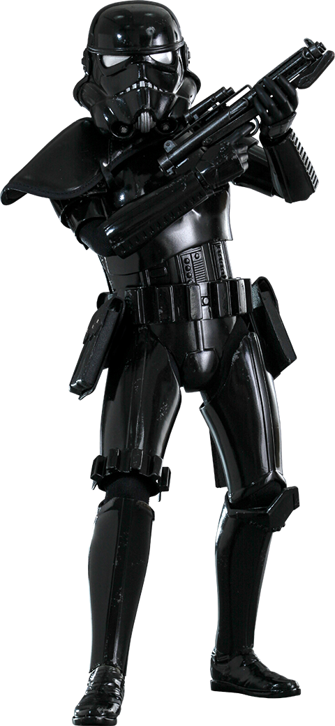 Hot Toys Shadow Trooper Sixth Scale Figure