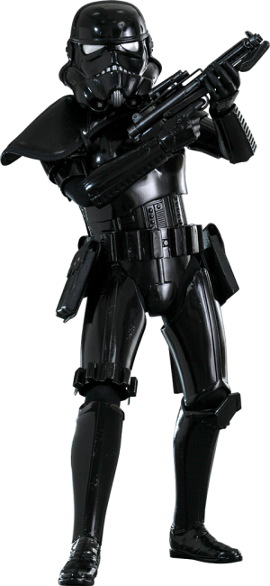 Shadow Trooper Sixth Scale Figure