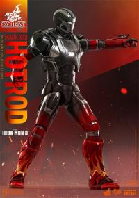 Gallery Image of Iron Man Mark XXII - Hot Rod Sixth Scale Figure