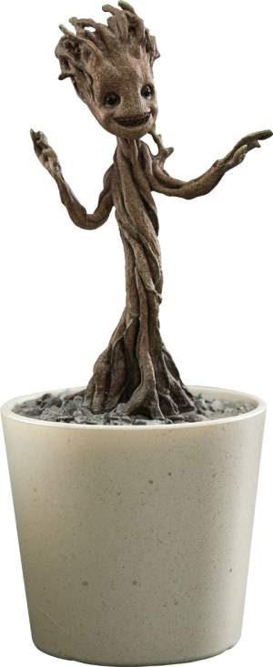 Little Groot Quarter Scale Figure
