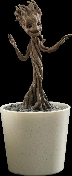 Little Groot Quarter Scale Figure