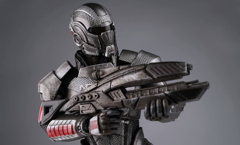 Gallery Feature Image of Commander Shepard Sixth Scale Figure - Click to open image gallery