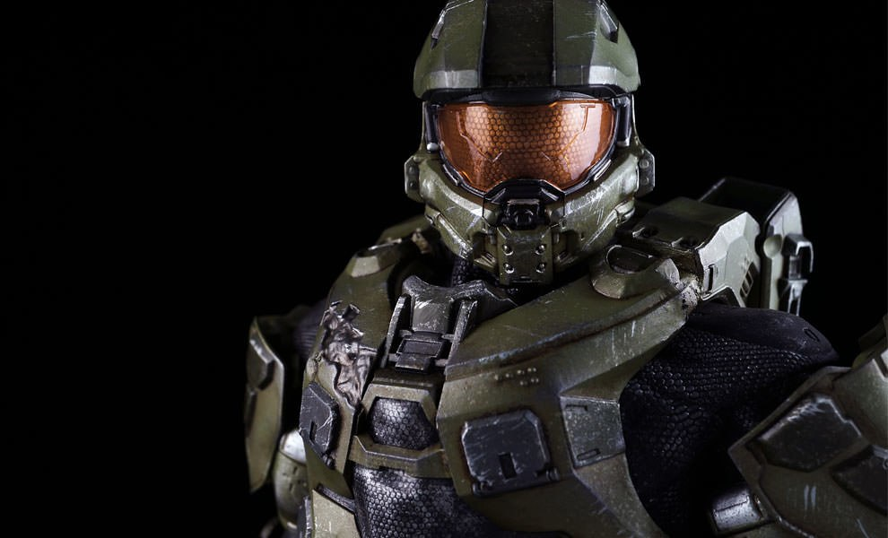 Gallery Feature Image of Master Chief Sixth Scale Figure - Click to open image gallery