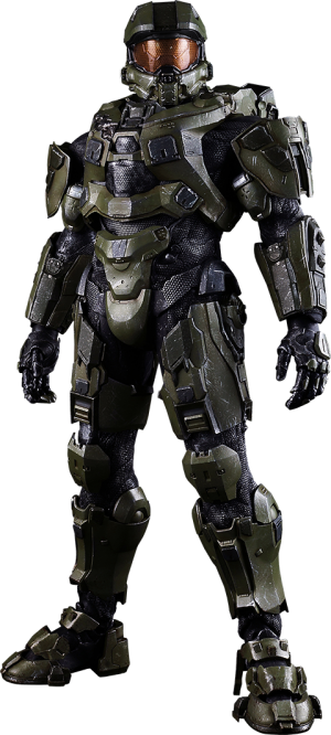 Master Chief Sixth Scale Figure