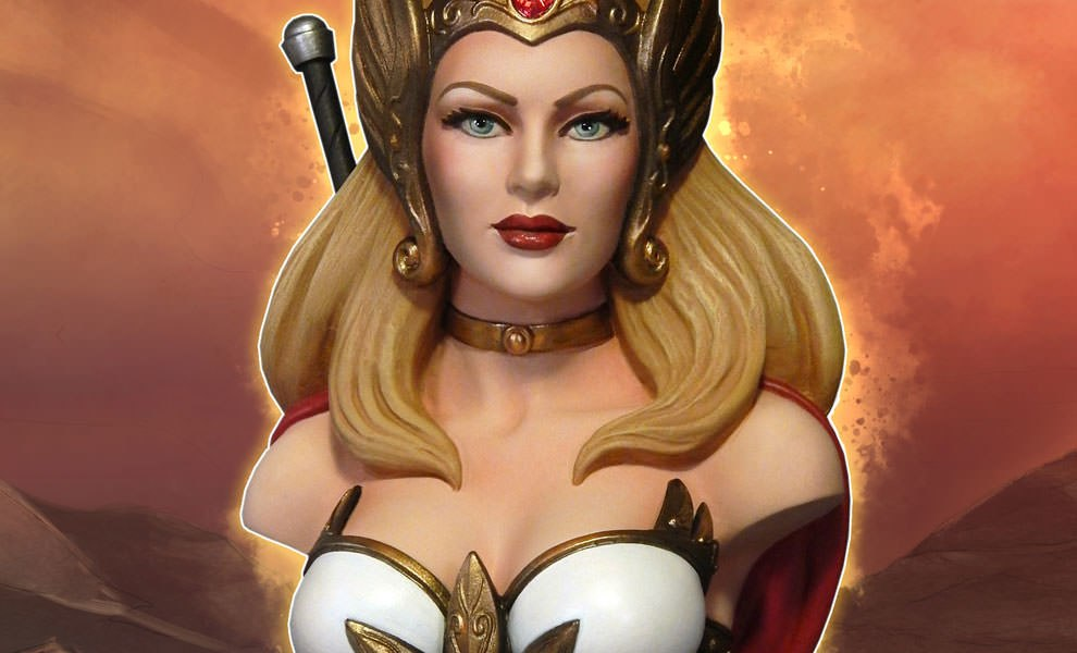 Gallery Feature Image of She-Ra, Princess of Power Collectible Bust - Click to open image gallery