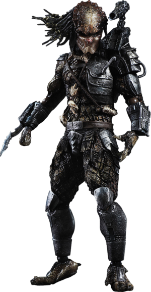 Predator Collectible Figure