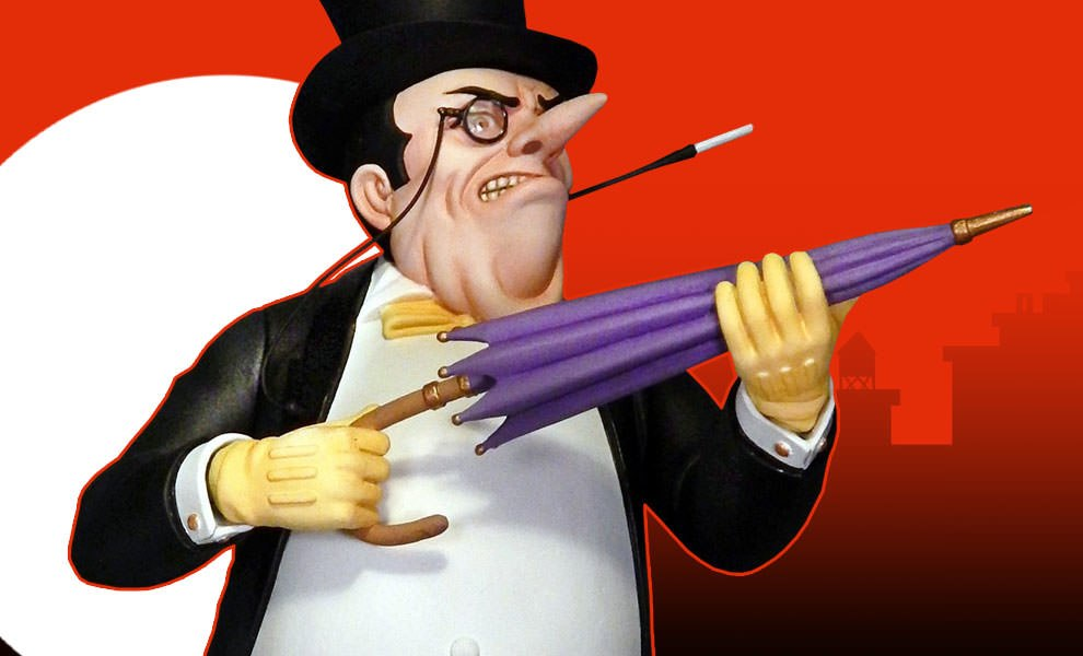 Gallery Feature Image of Classic Penguin Maquette - Click to open image gallery