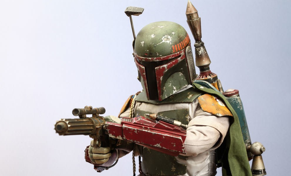 Gallery Feature Image of Boba Fett Quarter Scale Figure - Click to open image gallery