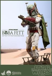 Gallery Image of Boba Fett Quarter Scale Figure