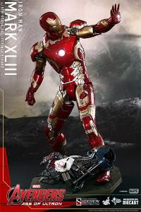 Gallery Image of Iron Man Mark XLIII Sixth Scale Figure