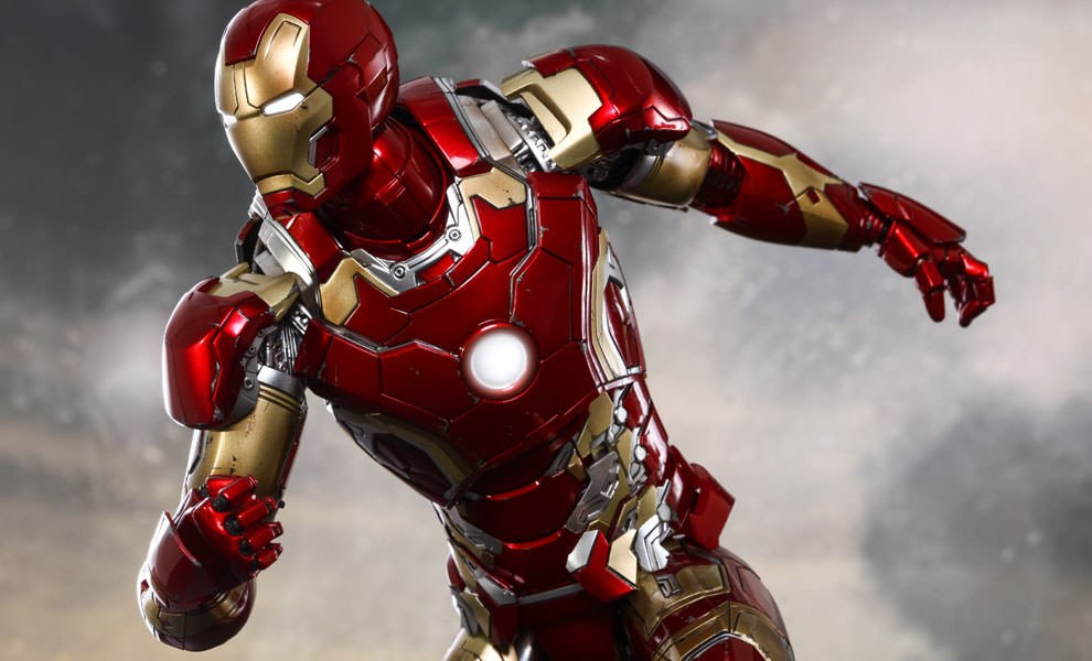 Gallery Feature Image of Iron Man Mark XLIII Sixth Scale Figure - Click to open image gallery