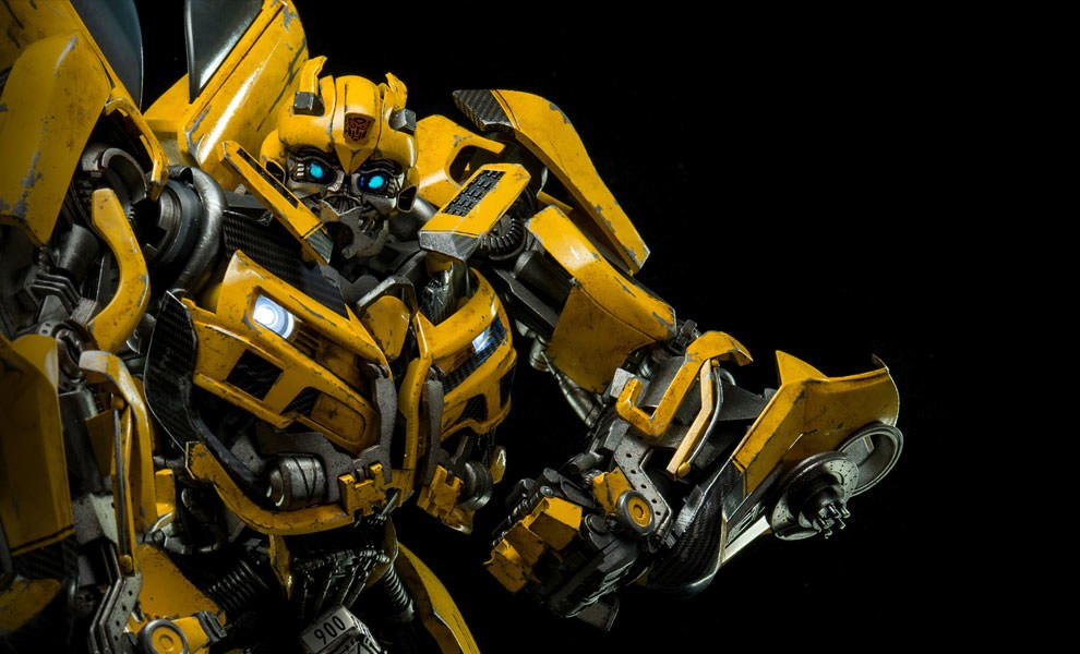 Gallery Feature Image of Transformers: Bumblebee Premium Scale Collectible Figure - Click to open image gallery