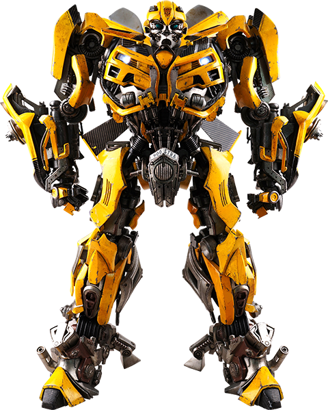 ThreeA Toys Transformers: Bumblebee Premium Scale Collectible Figure