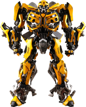Transformers: Bumblebee Premium Scale Collectible Figure