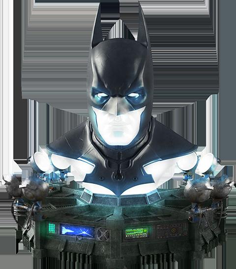 TriForce Batman Cowl Prop Replica