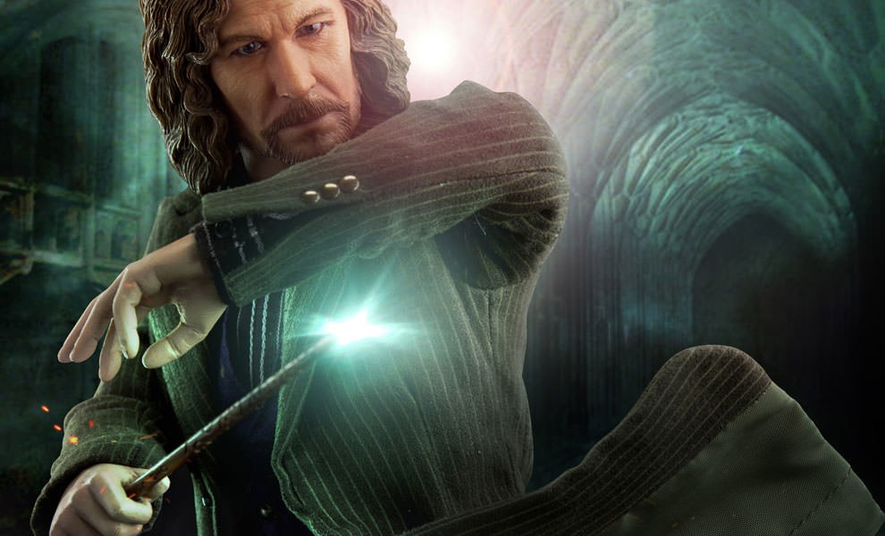 Gallery Feature Image of Sirius Black Sixth Scale Figure - Click to open image gallery