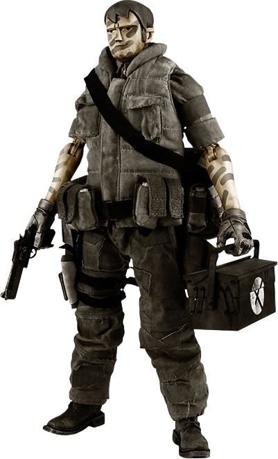 ThreeA Toys WWR Rothchild Field Mechanic - Night Fixer Jenkins Sixth Scale Figure