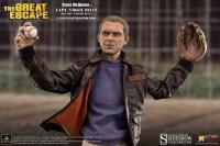 Gallery Image of Steve McQueen (Capt. Virgil Hilts) Sixth Scale Figure