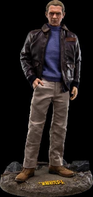Steve McQueen (Capt. Virgil Hilts) Sixth Scale Figure