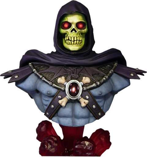 Tweeterhead Skeletor Collectible Bust
