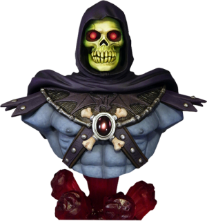 Skeletor Collectible Bust