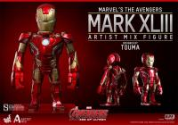 Gallery Image of Mark XLIII - Artist Mix Collectible Figure