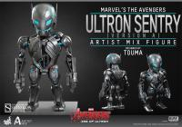 Gallery Image of Ultron Sentry Version A - Artist Mix Collectible Figure