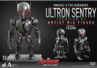 Gallery Image of Ultron Sentry Version B - Artist Mix Collectible Figure