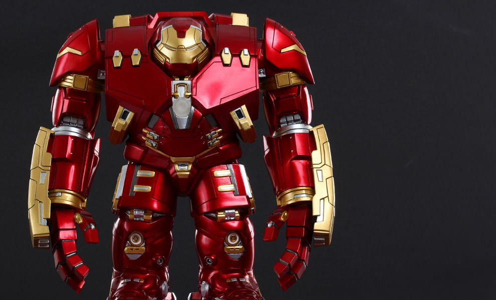 Gallery Feature Image of Hulkbuster - Artist Mix Collectible Figure - Click to open image gallery