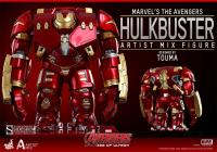 Gallery Image of Hulkbuster - Artist Mix Collectible Figure