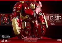 Gallery Image of Mark XLIII Battle Damaged Version and Hulkbuster - Artist Mix Collectible Set