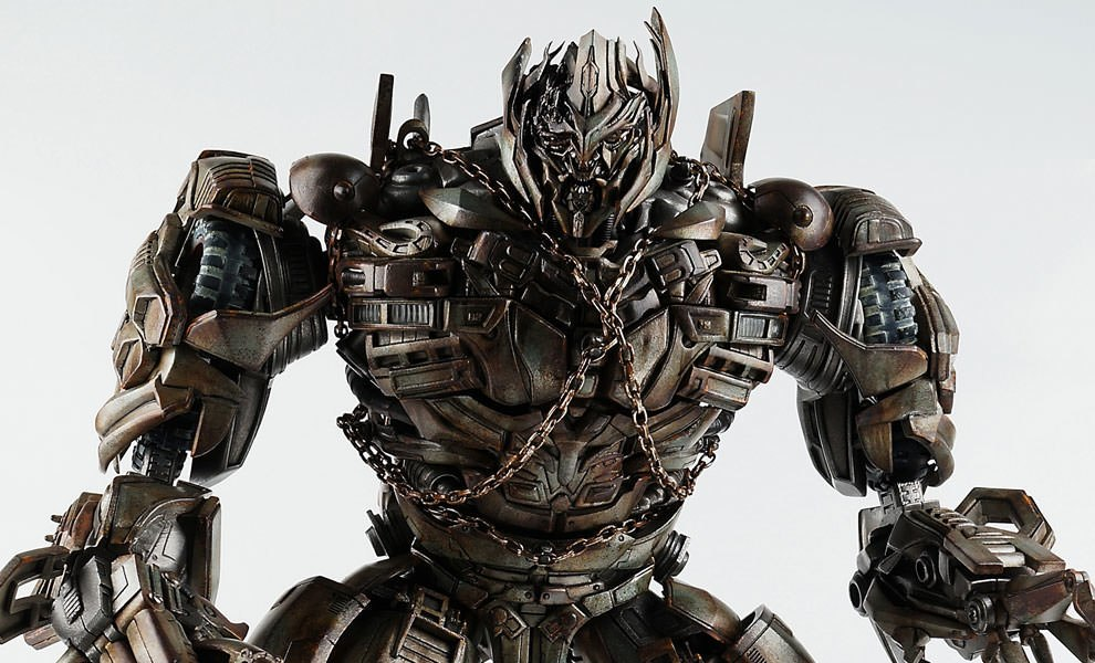 Gallery Feature Image of Megatron Premium Scale Collectible Figure - Click to open image gallery