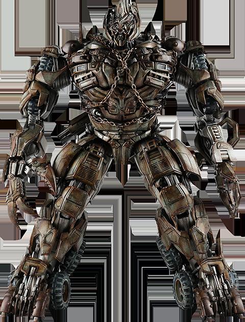 ThreeA Toys Megatron Premium Scale Collectible Figure