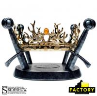 Gallery Image of Royal Crown of the Houses Baratheon & Lannister Prop Replica