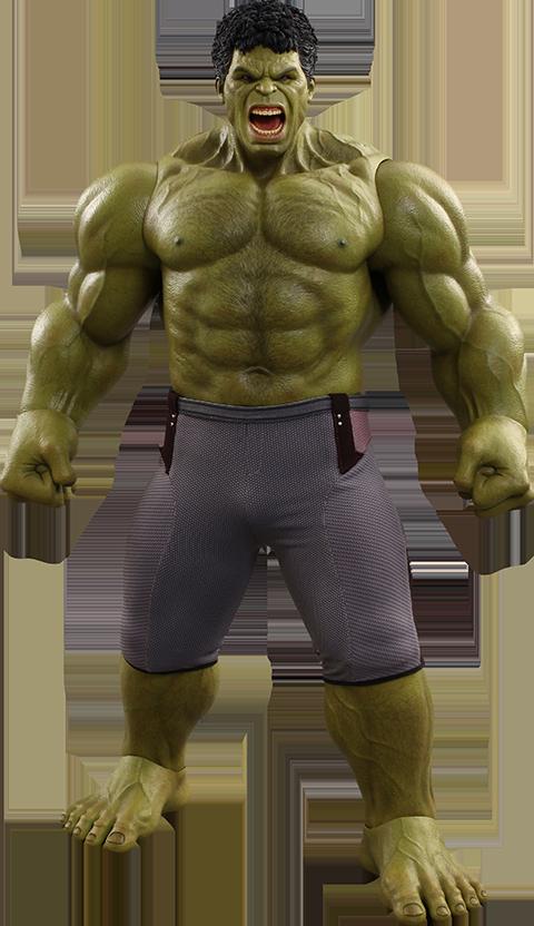 Hot Toys Hulk Sixth Scale Figure