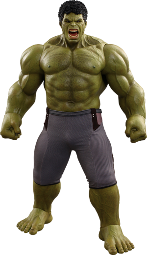 Hulk Sixth Scale Figure