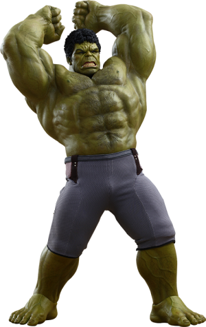Hulk Deluxe Sixth Scale Figure